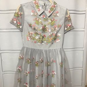 Dresses & Skirts - Embroidered Dress